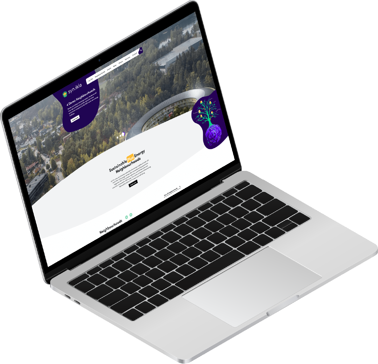 Synikia-website-laten-maken