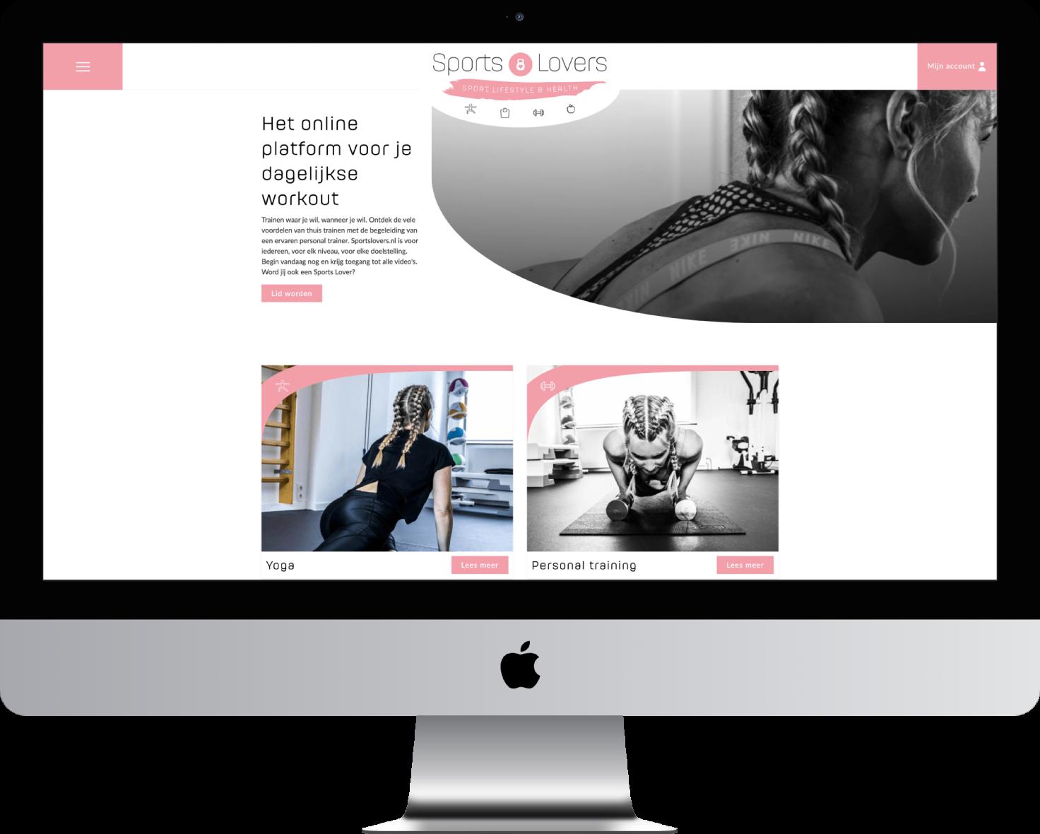 Imac website