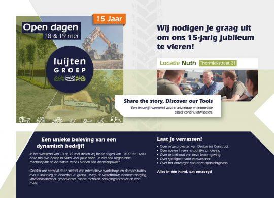 Grafische Vormgeving Roermond Luijten Groep