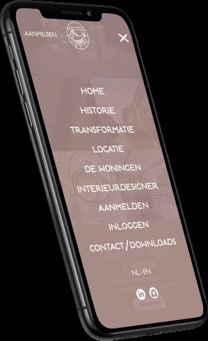 iphone lubro menu