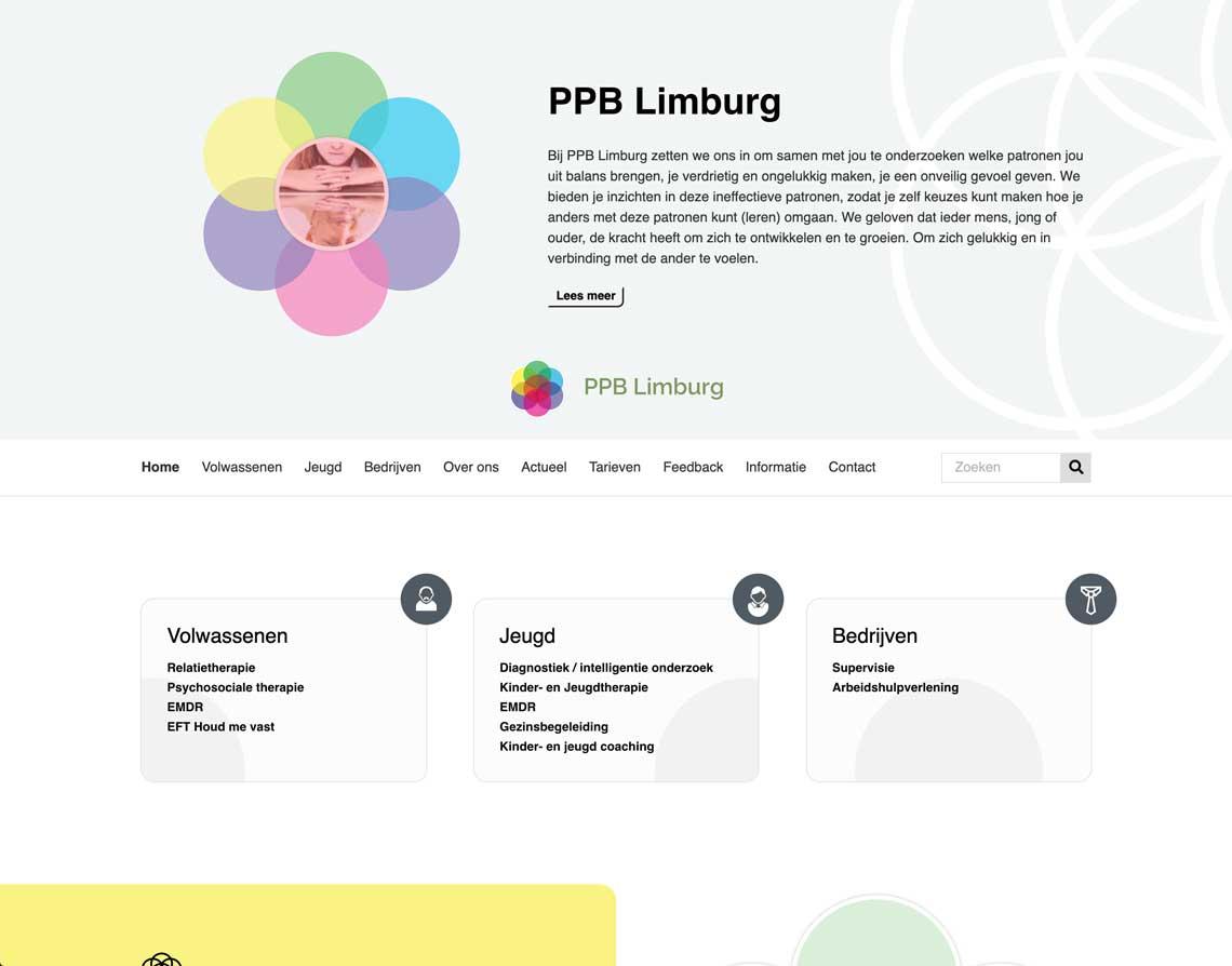 Maatwerk Website Heerlen PPB Limburg