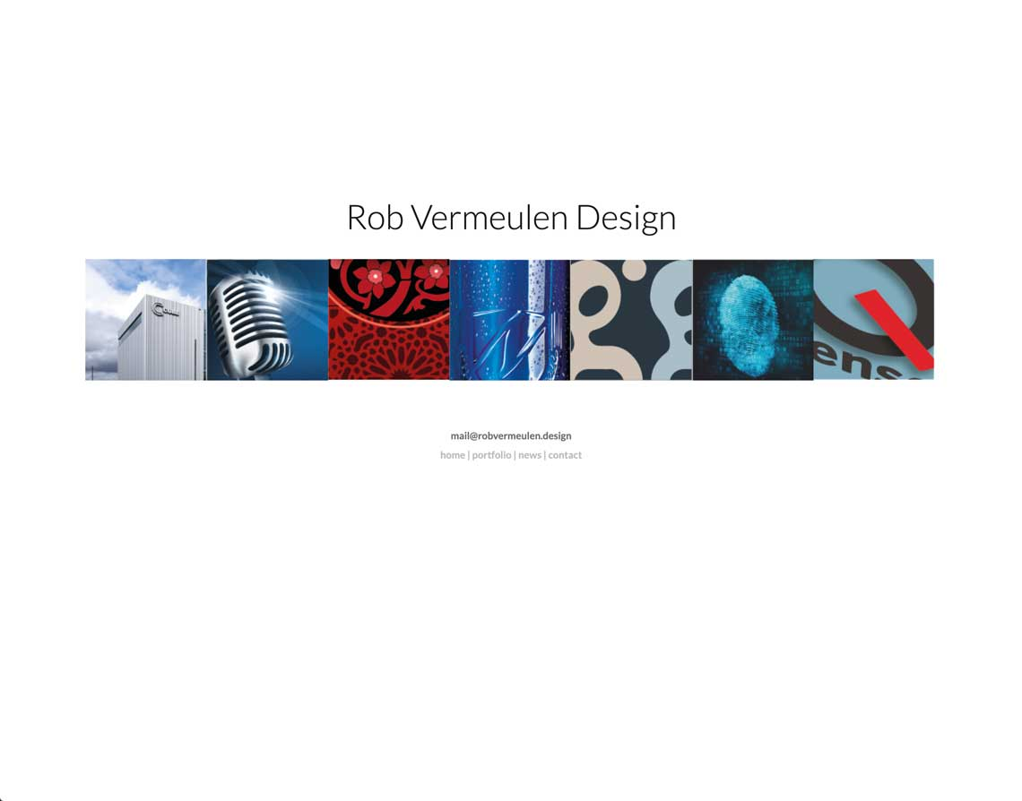 Maatwerk Website Heerlen Rob Vermeulen