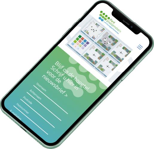 responsive waaijenstein iphone